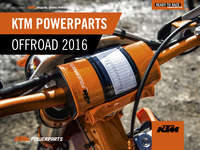 KTM POWERPARTS OFFROAD 2016