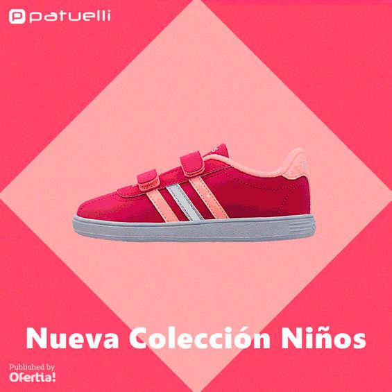 Ofertas de Patuelli, Nueva Colección Niños