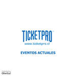 Ofertas de Ticket Pro, eventos actuales