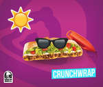 Ofertas de Taco Bell, verano taco bell