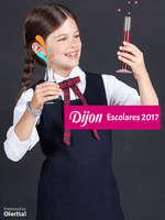 Ofertas de Dijon, escolares 2017