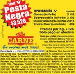 Ofertas de Doña Carne, ofertas semanales