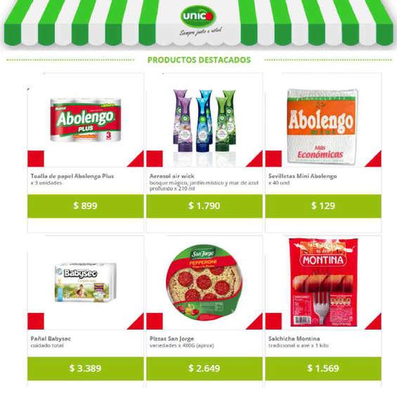 Ofertas de Supermercado Único, nuevas ofertas
