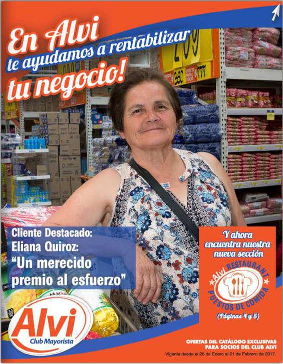 Ofertas de Alvi, club mayorista