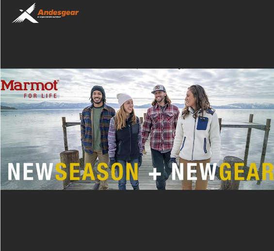 Ofertas de Andesgear, new season new gear