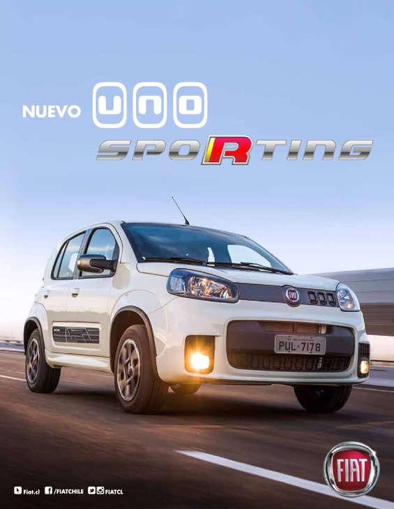 Ofertas de Fiat, Fiat Nuevo Uno Sporting