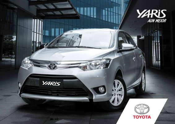 Ofertas de Toyota, Yaris 2015