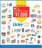 Ofertas de Lider, aprovecha mil productos
