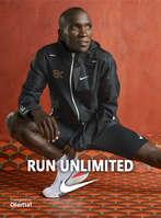 Ofertas de Nike, Run Unlimited