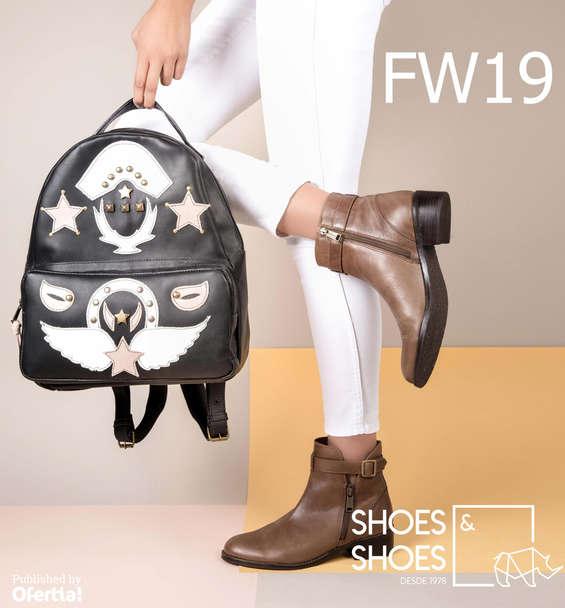 Ofertas de Shoes And Shoes, FW 19
