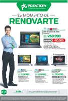 Ofertas de PC Factory, es momento de renovarte