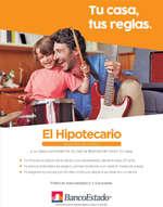 Ofertas de BancoEstado, Tu Casa, Tus Reglas Hipotecario