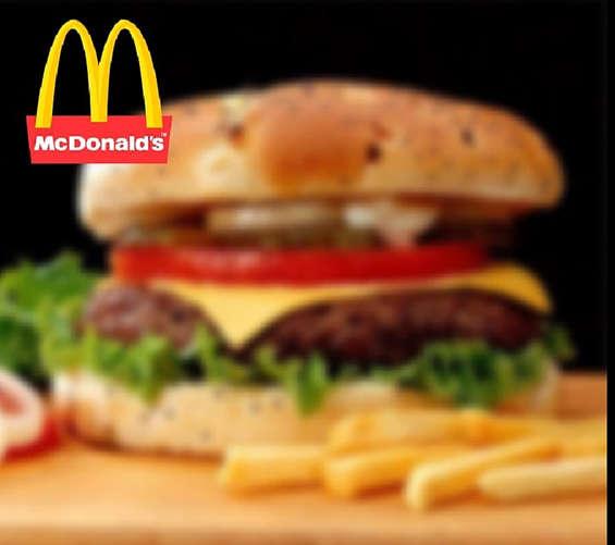 Ofertas de McDonald's, Siempre riquísimo