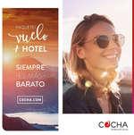 Ofertas de Cocha, Paquete vuelo y hotel
