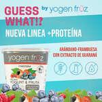 Ofertas de Yogen Früz, Línea extra proteína