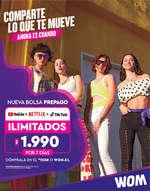 Ofertas de WOM, Bolsa Prepago