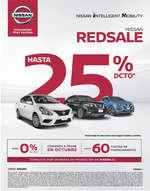 Ofertas de Nissan, Red Sale