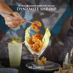 Ofertas de PF Chang's, Dynamite shrimp