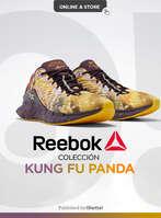 Ofertas de Reebok, Kung fu panda