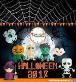Ofertas de Cotillón Express, Halloween 2017