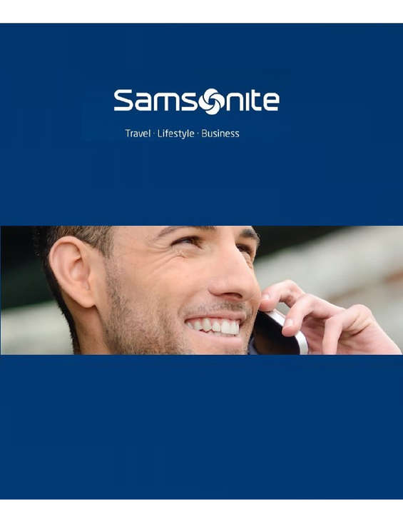 Ofertas de Samsonite, Despacho Express Samsonite