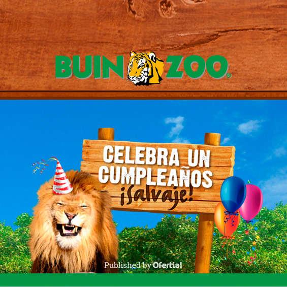 Ofertas de Buin Zoo, Celebra Tu Cumpleaños