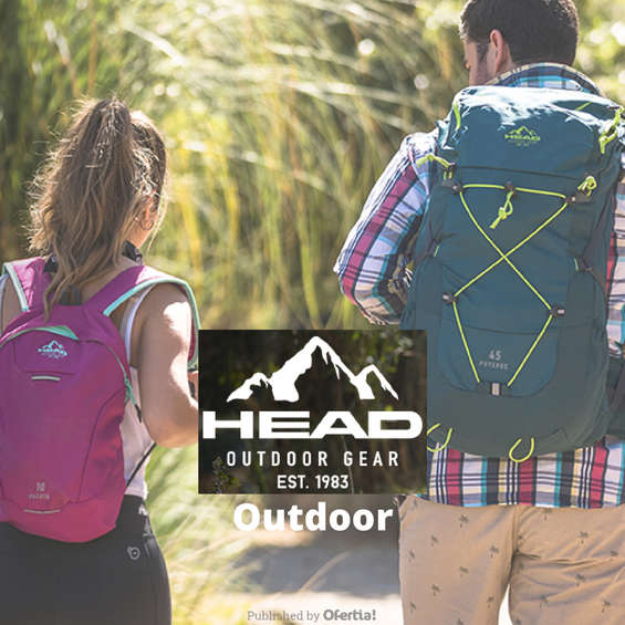 Ofertas de Head, Outdoor
