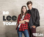 Ofertas de Lee Jeans, move your lee