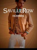 Ofertas de Saville Row, Hombre