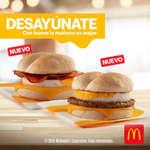 Ofertas de McDonald's, Desayunate