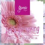 Ofertas de Gema Lencería, Let´s go Spring