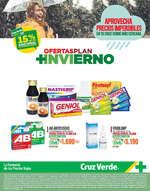 Ofertas de Cruz Verde, Ofertas Plan Invierno