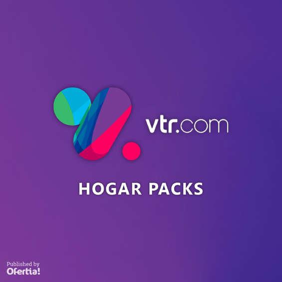 Ofertas de Vtr, Hogar Packs