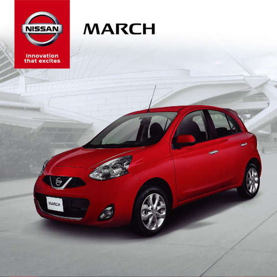 Ofertas de Nissan, March Sport