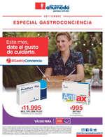 Ofertas de Farmacias Ahumada, Especial Gastrociencia