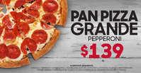 Pan Pizza Grande
