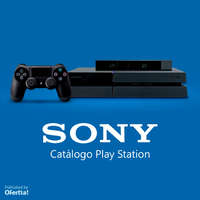 Catálogo Play Station