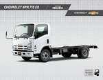 Ofertas de Chevrolet, Camiones NPR 715