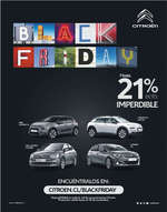 Ofertas de Citroen, Black Friday