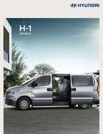 Ofertas de Hyundai, Minibus H1