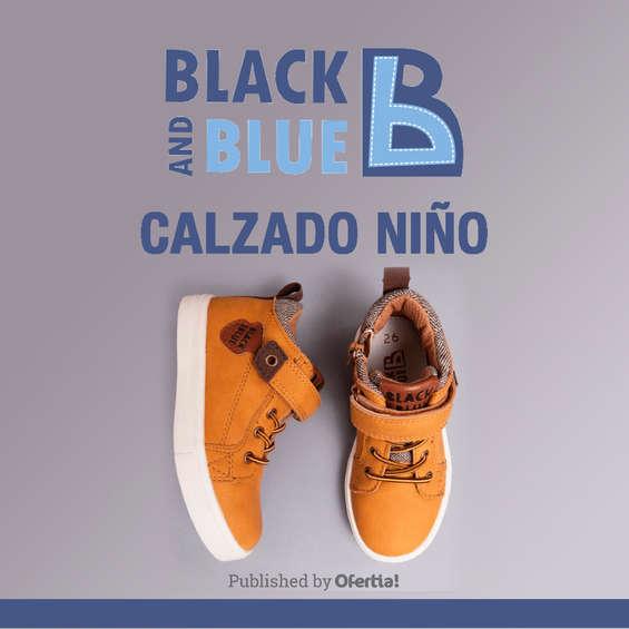 Ofertas de Black And Blue, Calzado Niño