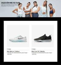 Colección Nike Ice Flash