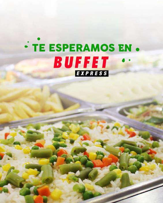 Ofertas de Buffet Express, Te Esperamos