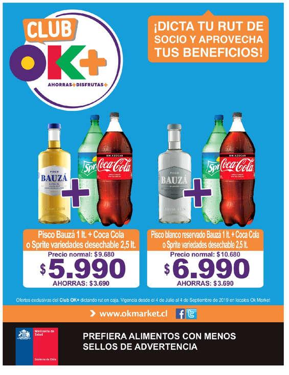 Ofertas de Ok Market, Club Ok