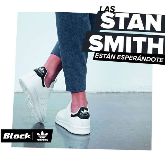 Ofertas de Block, Stan Smith