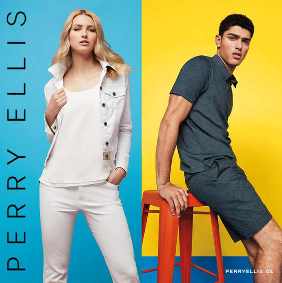 Ofertas de Perry Ellis, Temporada de colores