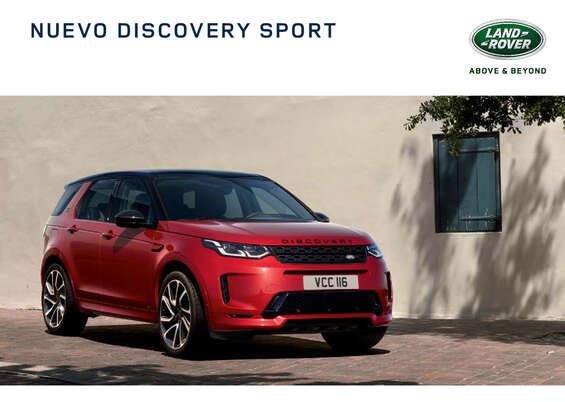 Ofertas de Land Rover, Nuevo Discovery Sport