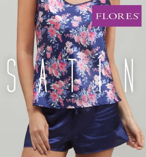Ofertas de Flores, Nueva línea pijamas