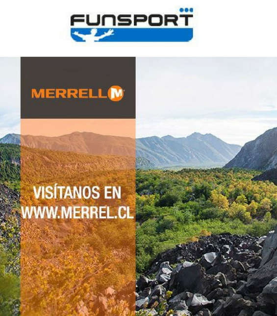 Ofertas de Funsport, Sale Merrell