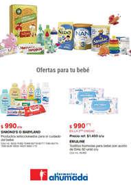 ofertas para tu bebé
